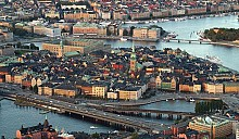 В Стокгольме парковки стоят дороже квартир