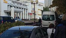 Ограбление обменника в ТЦ «Счастье»: заложницу освободили, грабителя обезвредили выстрелом в голову