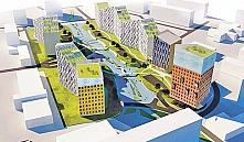 Многофункциональные комплексы и жилые дома: что будут строить на месте промзон в Минске