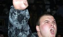Тесак задержан в Минске за драку с антифашистами