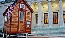 На eBay выставили самый маленький дом в мире
