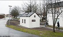Студенты соревнуются за право арендовать самую маленькую квартиру в Швеции