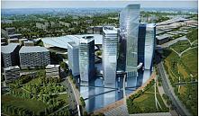 В Минске построят новый финансовый центр