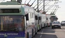 Из-за аварии на подстанции в Минске остановились троллейбусы и трамваи