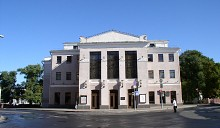 Реконструкция Купаловского театра завершится менее чем через год