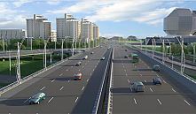 Движение по путепроводу на развязке пр. Независимости- ул.Филимонова откроют к 7 ноября