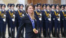 Дарья Домрачева станет послом доброй воли ПРООН в Беларуси