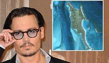 Джонни Депп купил в Греции остров за 4,2 миллиона евро