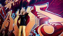 В районе Ангарской пройдут соревнования уличных художников