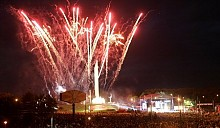 В Минске переносят праздничный салют в честь 9 мая