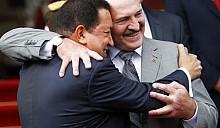 В Минске появится улица Уго Чавеса