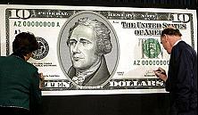 10-долларовая купюра обзаведется портретом женщины