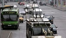 18 февраля в Минске частично ограничат движение транспорта