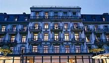 Швейцарские отели признали самыми дорогими в мире