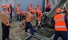Николай Ладутько поставил задачу привлечь к строительству 1000 студентов