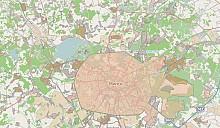 Публичная кадастровая карта Беларуси появилась в интернете
