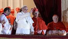 В Ватикане избран новый Папа Римский