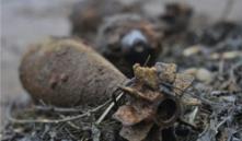 На строительство поликлиники в Гродно завезли грунт с минами