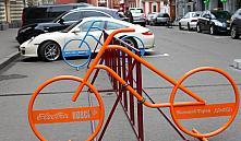 Жильцам разрешили сделать велопарковку во дворе, но запретили замки