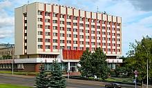 «Президент-отель» появится на месте гостиницы «Октябрьская» в 2012 году