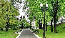 В 2016 году власти займутся благоустройством Севастопольского парка