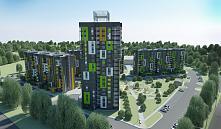 На строительство жилья в Минске в 2015 году планируют потратить 111 миллионов долларов