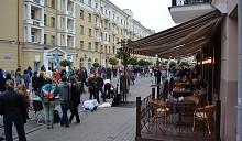 Ремесленники просят вернуть пешеходную улицу К.Маркса