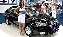 Вести из Пекина - производители белорусско-китайских автомобилей Geely в одночасье разбогатели на 500 млн долларов
