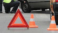 В Новополоцке Сitroen врезался в бетонную опору, три человека погибли