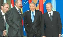 Великие дела больших политиков в Казахстане: примет ли Лукашенко Кыргызстан в Таможенный союз?