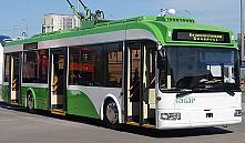 1-2 августа в Минске будет закрыто троллейбусное движение на пр. Прбедителей