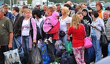 В 2015 году в Беларусь переехало более 2,5 тысяч украинцев
