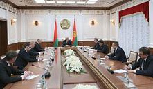 Александр Лукашенко провел кадровые перестановки в органах власти