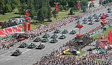 Военный парад 9 мая начнется в 11.00