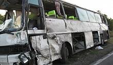 Автобус с белорусскими детьми попал в ДТП. Один ребенок погиб, еще 20 оказывается медицинская помощь