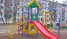 Минчане вынуждены обставлять детские площадки за свой счет