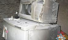 Витебск: из-за пожара в местном общежитии было эвакуировано 23 человека