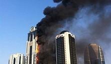 Рамзан Кадыров предоставил возможность выбрать проект восстановления сгоревшего здания интернет-пользователям