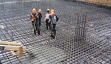 Борисов: при строительстве магазина обрушились бетонные конструкции