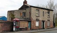 Старые британские дома за 25 лет подорожали на 460 процентов