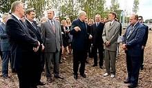 Александр Лукашенко противится импорту минеральных удобрений