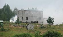 Бывший военный полигон в Колодищах превращается в стихийную свалку