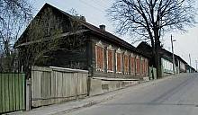 Северный переулок – деревянная жемчужина железобетонного Минска