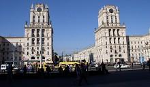 Привокзальная площадь: мифические врата Минска