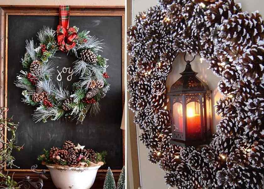 Как украсить дом на Новый год?