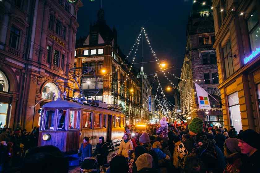 Где встретить Новый год в Европе?