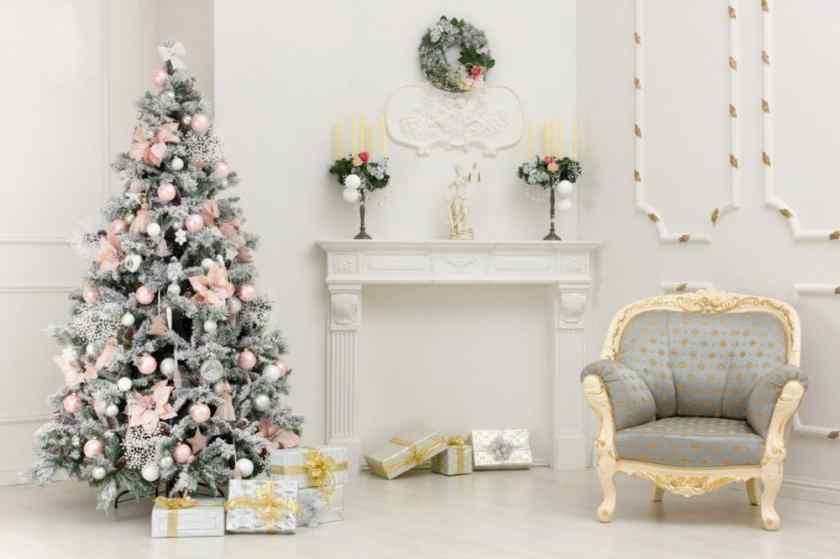 Как украсить красиво елку на Новый год 2021?