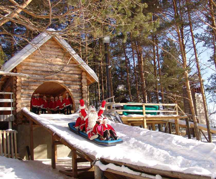 Куда поехать на Новый год в Беларуси?