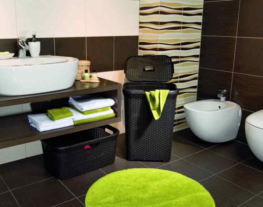Ванная комната в обычной квартире