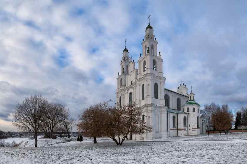 Где находится Софийский собор
